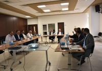 الهيئة التنفيذية للاتحاد تصادق على بنود اتفاقية الشراكة مع منظمة إدارات المدن العالمية  ICMA