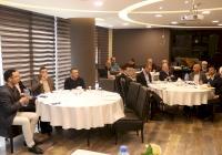 اتحاد الهيئات المحلية يعقد الاجتماع الأول لأعضاء شبكة مدراء المدن في فلسطين