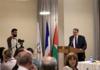 اختتام أعمال مؤتمر الشراكات الفلسطينية الفرنسية