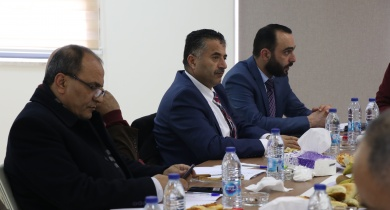The Executive Committee of the Association of Palestinian Local Authorities Approves 2019-2022 Strategic Plan
