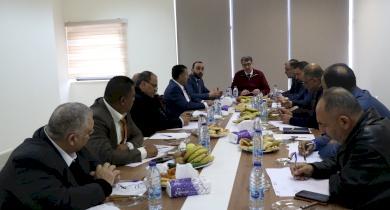 الهيئة التنفيذية لاتحاد الهيئات المحلية تقر الخطة الاستراتيجية للأعوام 2019 - 2022