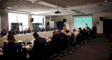 م. موسى حديد رئيسًا مشاركًا لمنظمة المدن المتحدة والإدارات المحلية فرع الشرق الأوسط وغرب آسيا