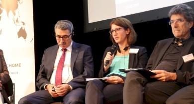 اختتام المؤتمر الرابع للشراكات البلدية الألمانية الفلسطينية