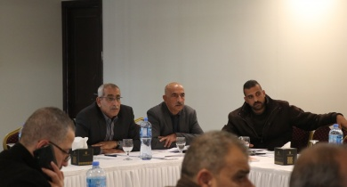اتحاد الهيئات المحلية يعقد اجتماع شبكة مدراء المدن في فلسطين الثاني