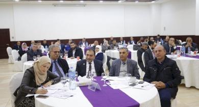 اتحاد الهيئات المحلية يشارك في المؤتمر المركزي