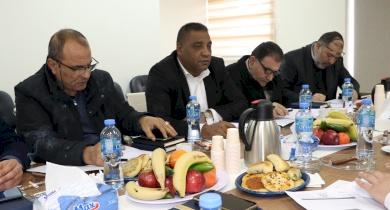الاتحاد الفلسطيني للهيئات المحلية يؤكد دعمه لموقف القيادة الرافض لما يسمى بصفقة القرن