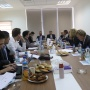The Association of Palestinian Local Authorities Discusses Means of Cooperation and Supporting Implementing a Strategy with Donor Representatives