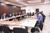 الاجتماع الرابع للهيئة الإدارية بحضور وزير الحكم المحلي د. حسين الأعرج